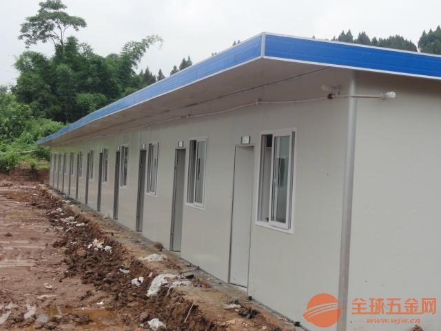 供应青岛低价彩钢房李沧焊接式活动房