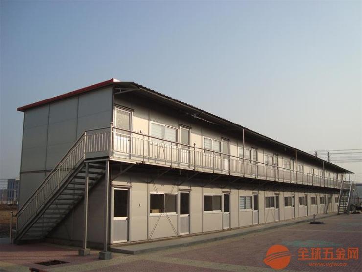 山西保暖防风活动房太原钢结构彩钢房