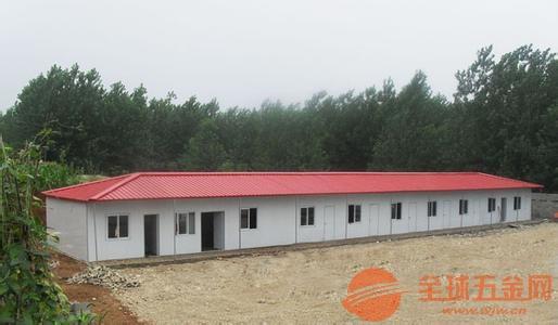 内蒙古钢结构彩钢房包头活动房租赁
