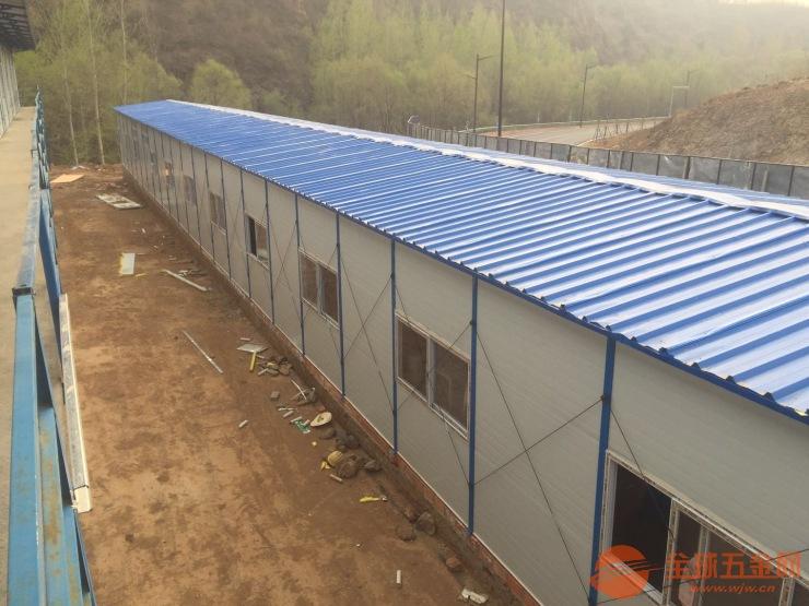 供应北京活动房搭建昌平彩钢房回收