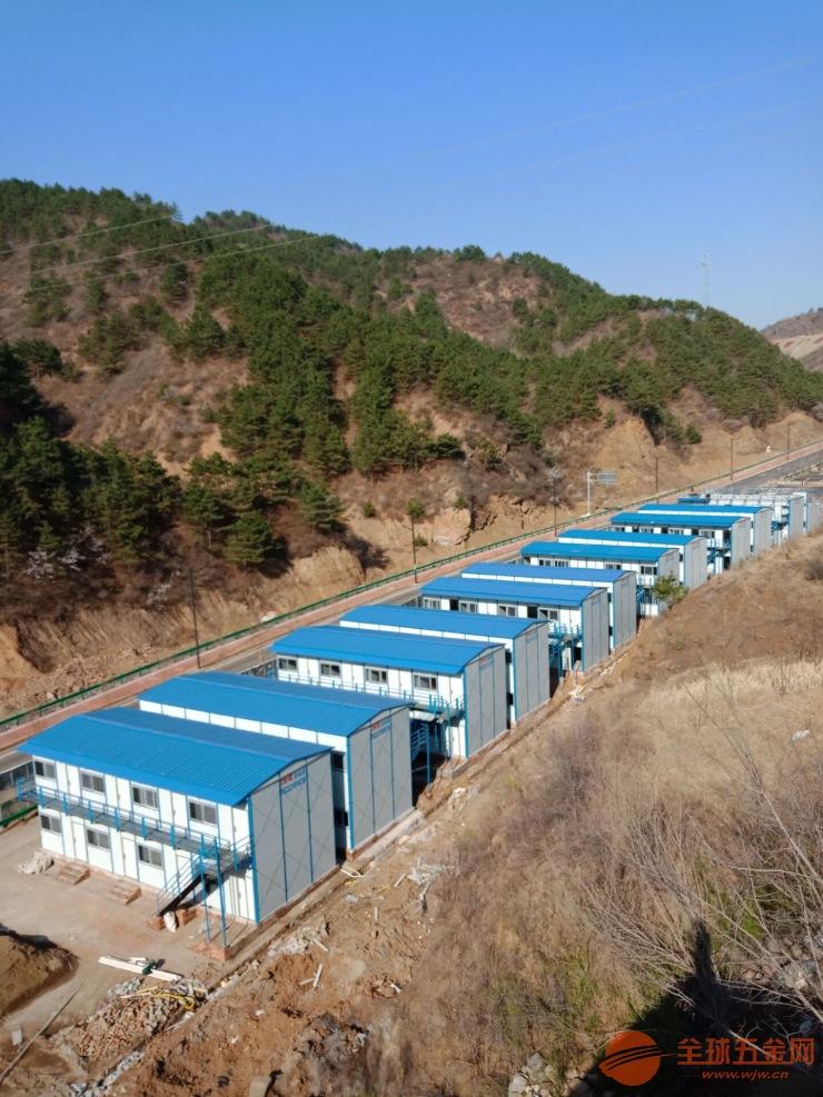 山西安装彩钢房运城钢结构活动房