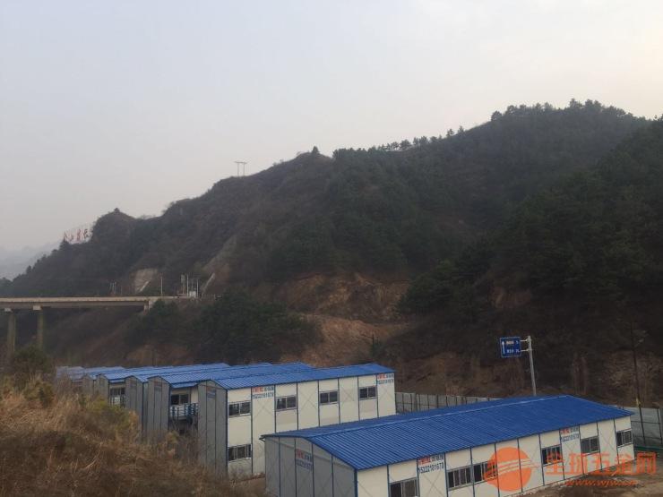 内蒙古钢结构彩钢房包头活动房出口