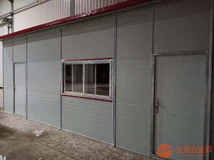 销售吕梁彩钢房临县工地活动房厂家
