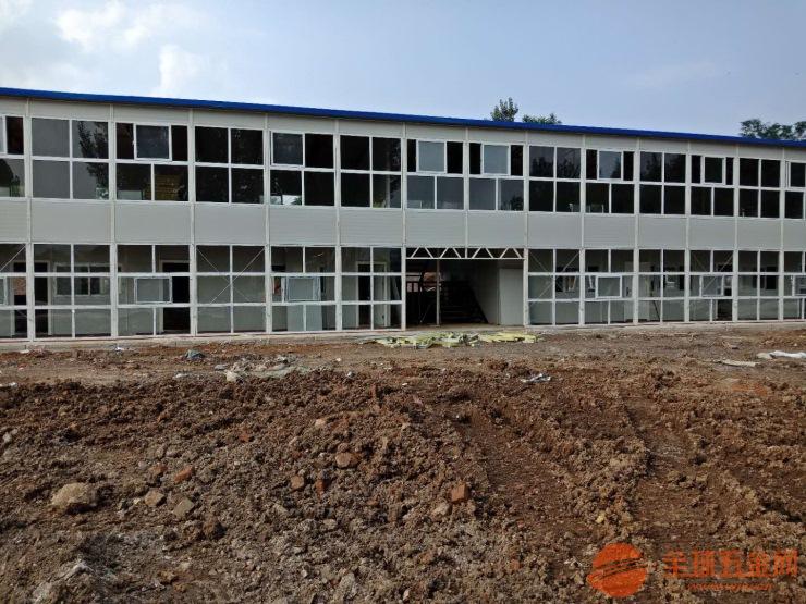 河北雄安新区工地搭建活动房彩钢房销售