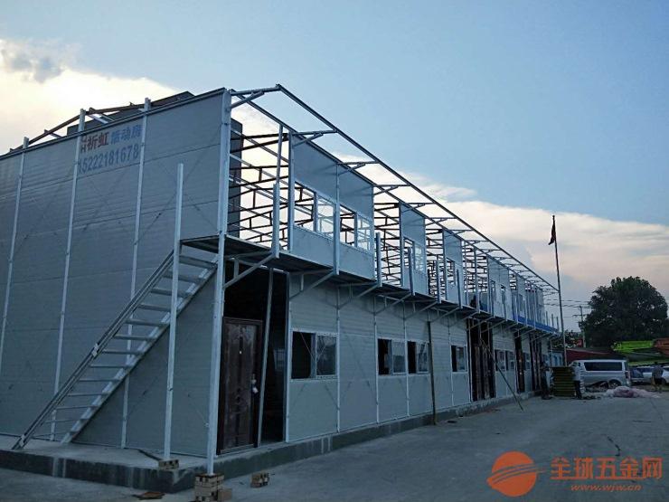 承德厂家搭建活动房 隆化彩钢房出口