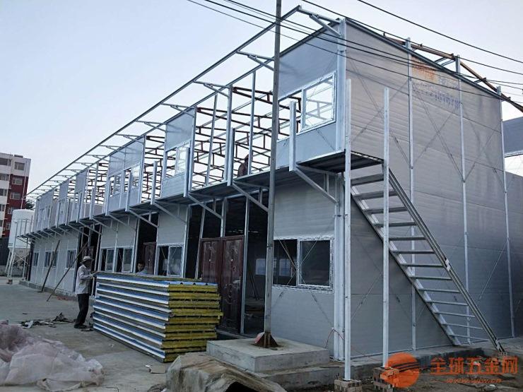 河北安装搭建活动房邢台彩钢房价格