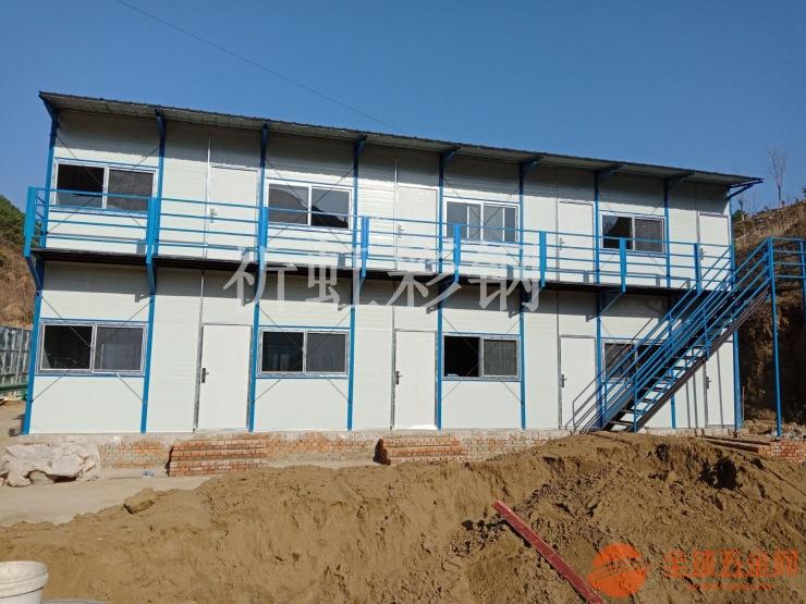 河北彩钢房搭建保定保温防风活动房