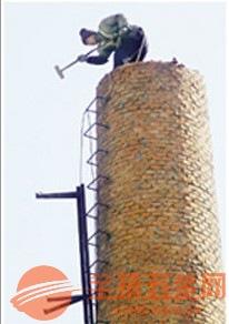 呼和浩特水泥烟囱拆除施工