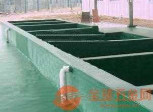 污水池玻璃钢防腐公司专业公司