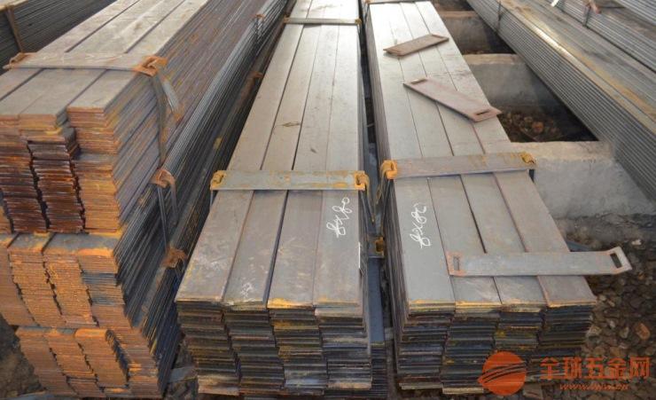 常年供应160*80热轧扁钢