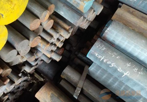 东莞日展进口QT800-2球墨铸铁圆棒延伸率优惠促销