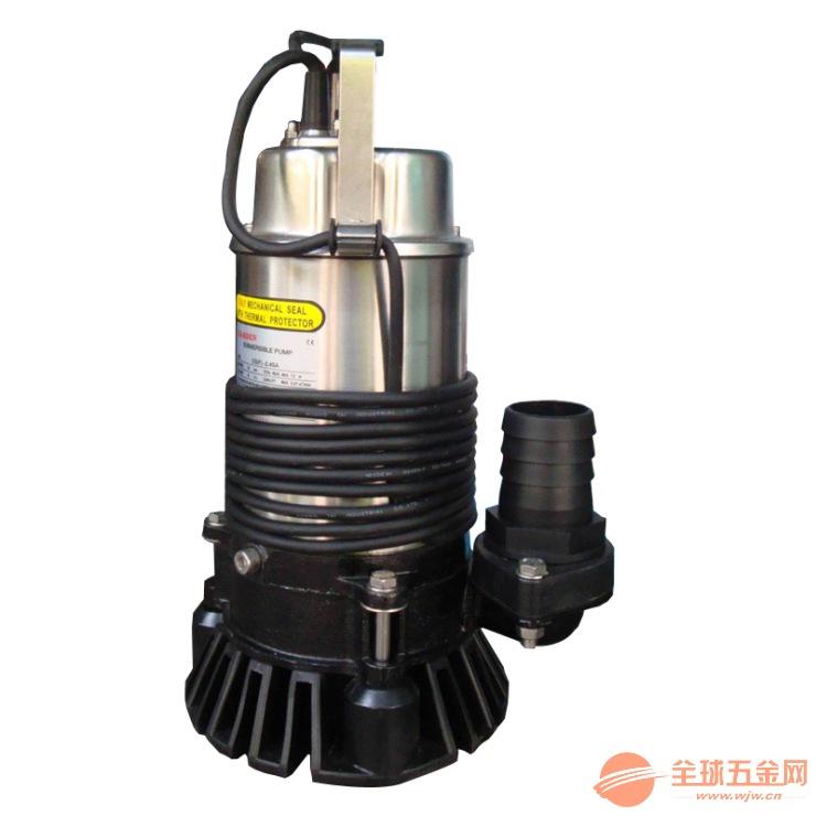 嘉顿潜水泵HOME-10清水塑料抽水泵