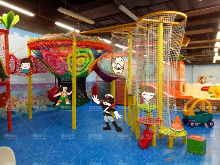 儿童绳网乐园时代已然来临 您的儿童乐园该升级了