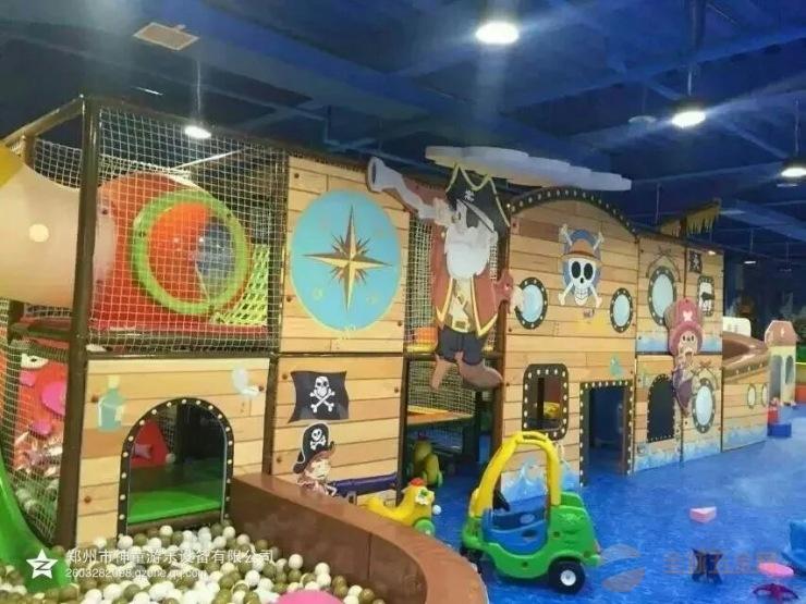 乡镇儿童乐园经营模式之如何更赚钱,当下火爆的儿童乐园
