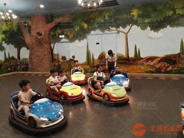 郑州神童碰碰车价格地网碰碰车厂家