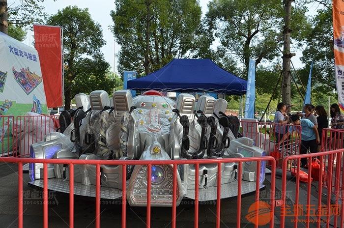 郑州神童室外儿童游乐设施神童飞碟