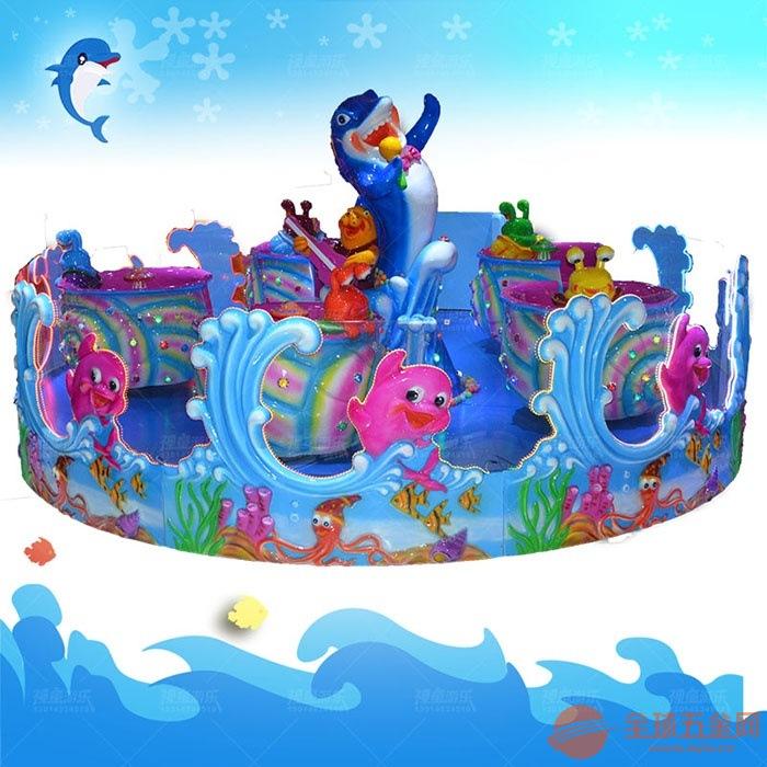 郑州神童室外儿童游乐设施公园儿童游乐设施海洋大歌星