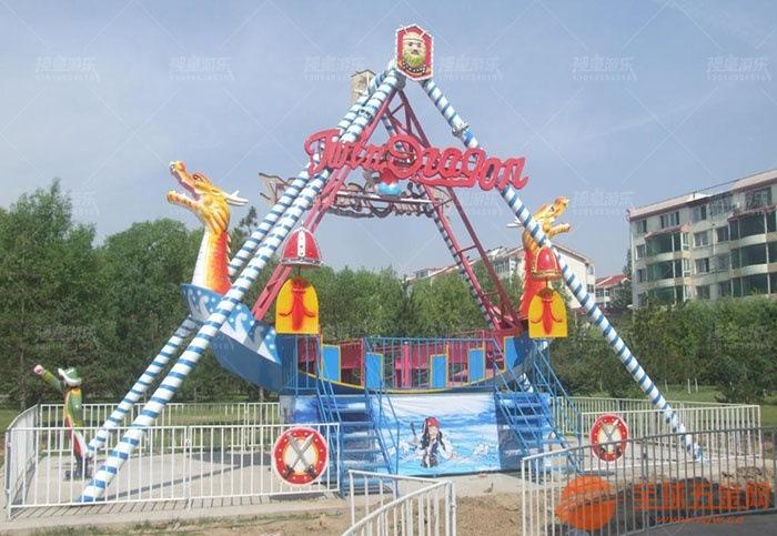 郑州神童 游乐设备厂家 公园新款游乐设备24座豪华海