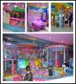 淘气堡主题乐园河南儿童游乐设备厂免费设计安装