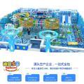 郑州神童室内儿童乐园设备 冰雪主题淘气堡