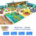 郑州神童淘气堡生产厂家 儿童乐园淘气堡 海盗船主题