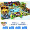 郑州神童儿童乐园淘气堡生产厂家海洋主题淘气堡