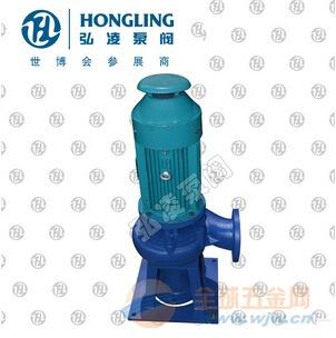 供应50LW10-10-0.75无阻塞排污泵,立式排污泵
