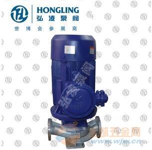 供应IHG15-80立式单级单吸化工泵,立式管道化工泵