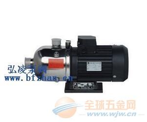 供应25CHL2-20轻型不锈钢多级泵,卧式轻型多级泵