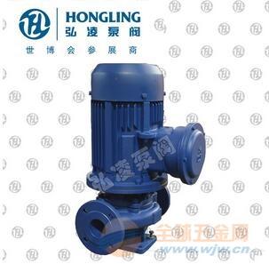 供应YG32-125立式管道油泵,单级立式油泵,高温管道油泵
