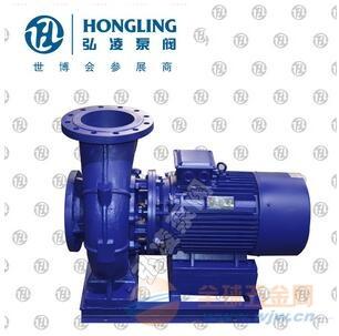供应ISW40-125A卧式单级离心泵,增压管道离心泵