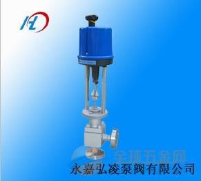供应ZDLS电动角形高压调节阀,智能电动高压调节阀