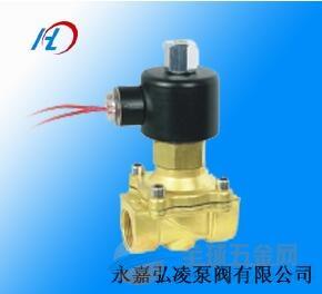 供应2W025-06H二口二位直动式电磁阀,常开型电磁阀
