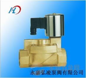 供应ZCS水用电磁阀,先导式电磁阀,内螺纹水用电磁阀