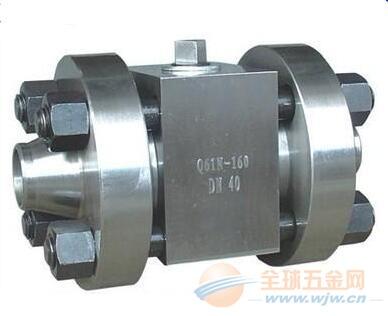 供应Q61N软密封高压焊接球阀,浮动式高压焊接球阀