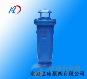 供应SCAR排气阀,污水复合式排气阀,球铁微量排气阀