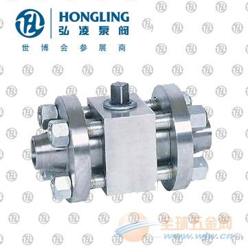 高压焊接球阀,焊接球阀,不锈钢高压球阀