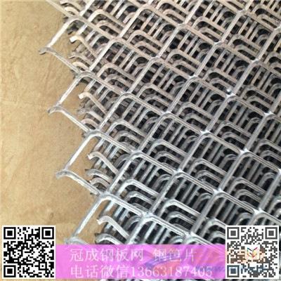 镀锌钢板网大门菱形