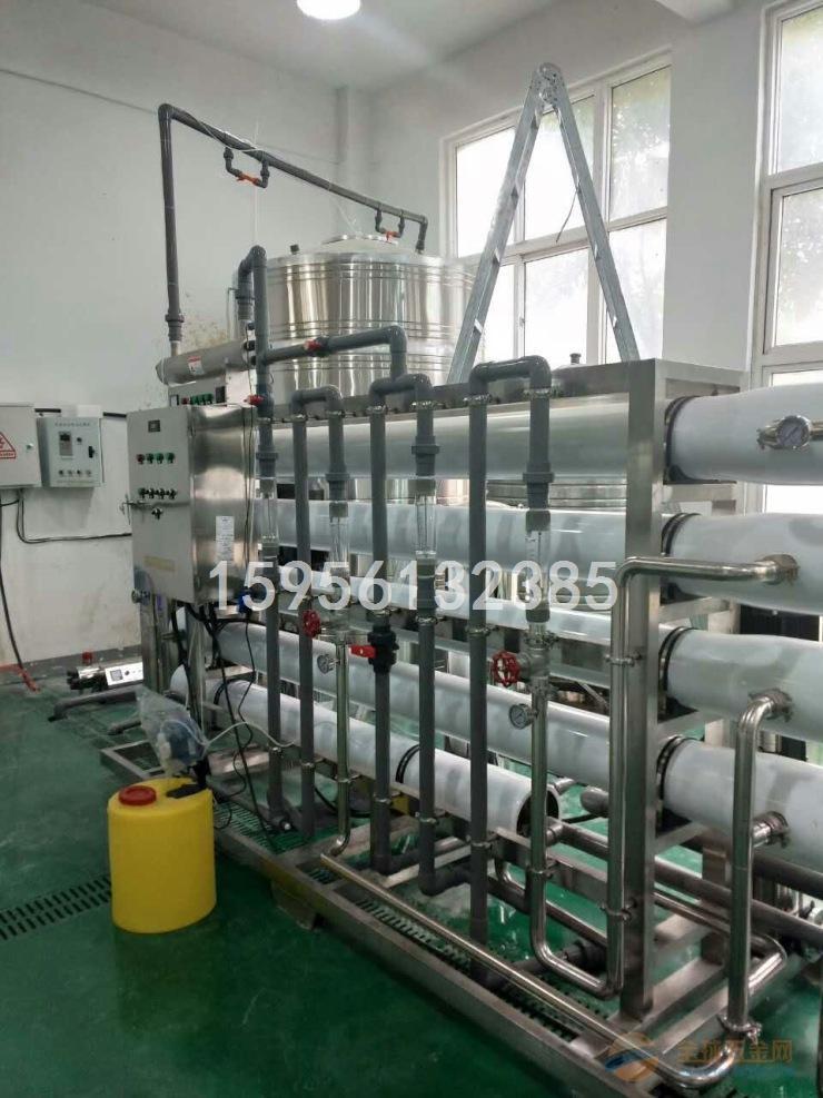 桶装纯净水生产线价格