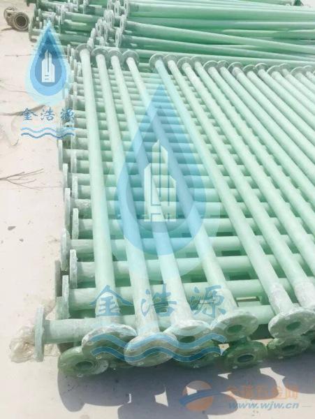 开封玻璃钢农田灌溉专用井管