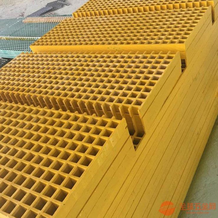 【金浩源】 厂价直销 各种 玻璃钢格栅 地沟格栅盖板 养殖场格栅