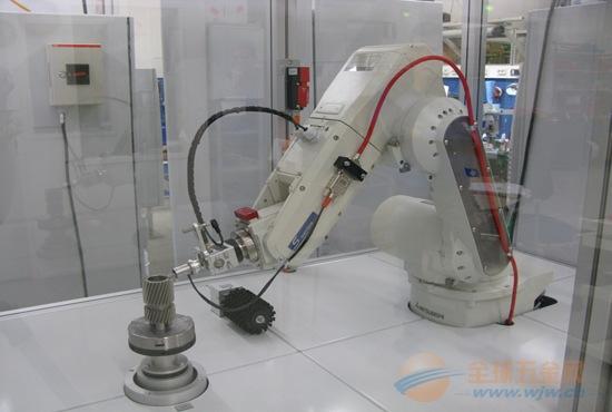 凸轮轴表面质量控制分析仪