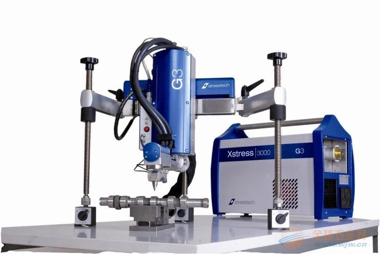 芬兰研究的新产品残余应力测试仪