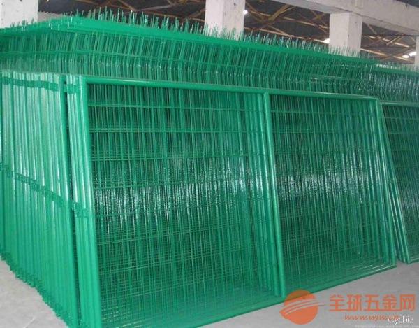 框架防护护栏网丝径规格 框架防护护栏网产品特点