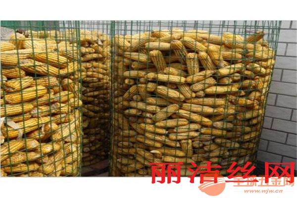 圈玉米电焊网产品特点 圈玉米电焊网网孔尺寸 圈玉米电焊网产品用途