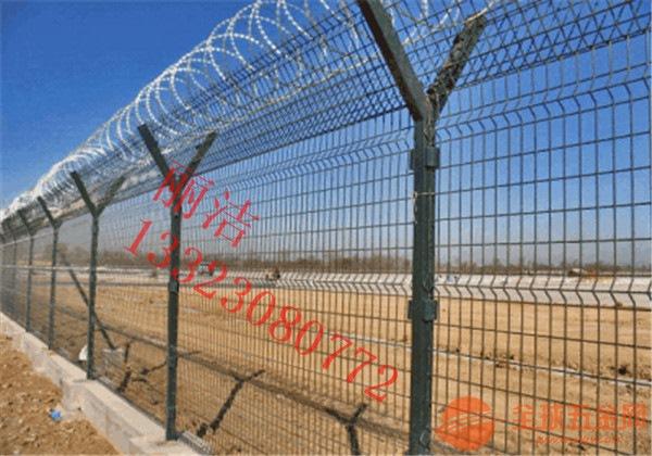 南充监狱护栏网产品应用 南充监狱护栏网连接方法 监狱