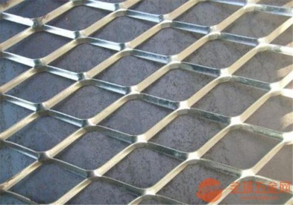 不锈钢菱形网产品材质 镀锌菱形网产品用途