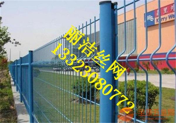 小区护栏网产品表面处理 小区护栏网产品安装