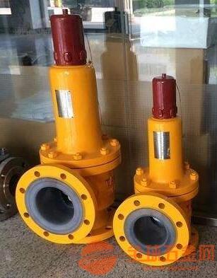 上海尼必可A42F、AH42F天然气安全阀