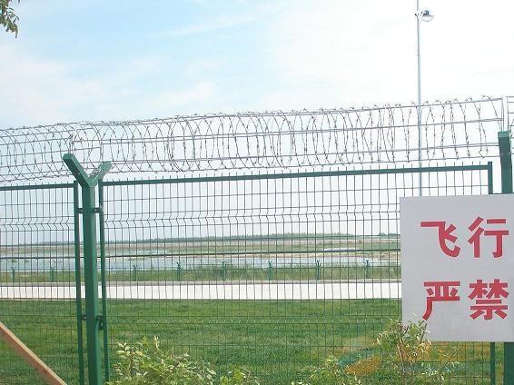 太原飞机场护栏网长治飞机场防护网冀发厂家批发供应
